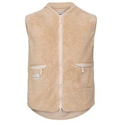 Resteröds Original Fleece Vest Beige