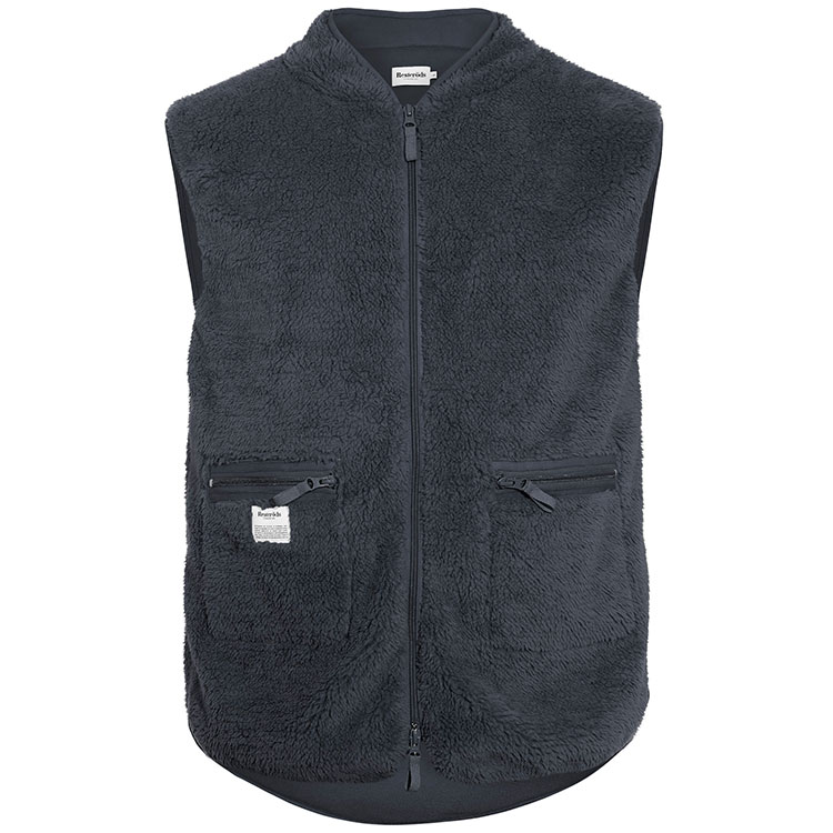 Resteröds Original Fleece Vest Navy