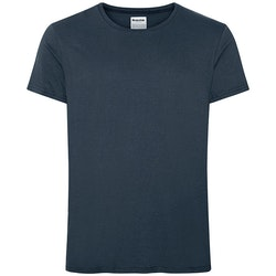 Resteröds R-Neck Tee Cotton Navy