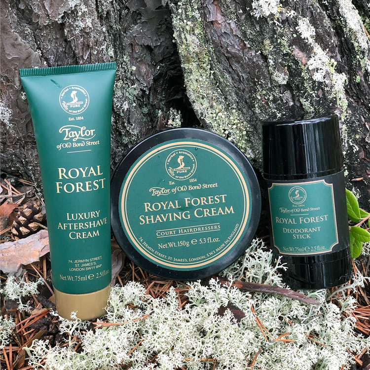 GUAPO Royal Forest Selection
