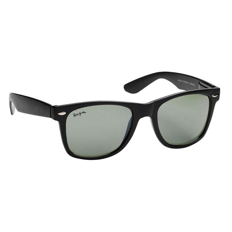 Haga Eyewear Solglasögon Miami Black