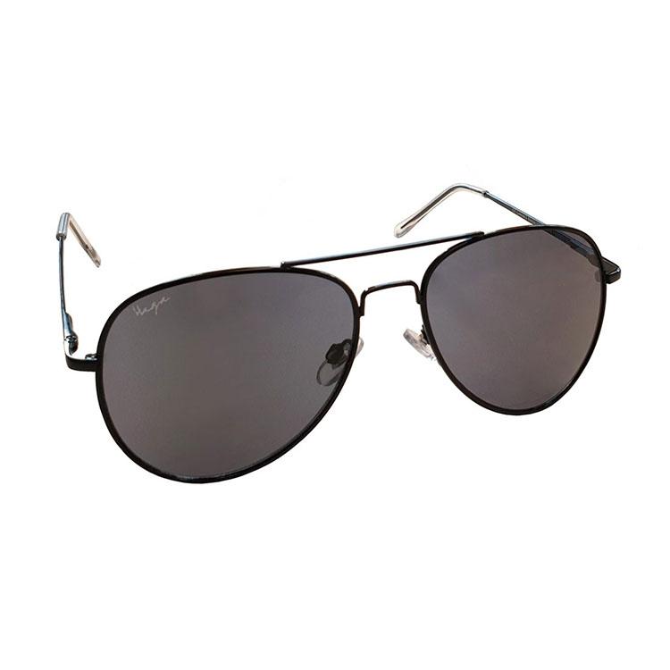Haga Eyewear Solglasögon Durban Black