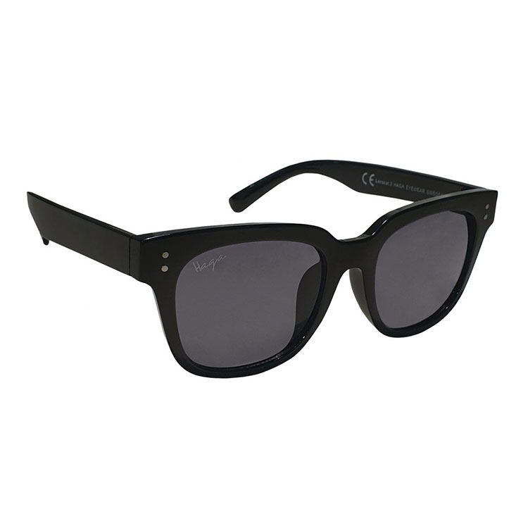 Haga Eyewear Solglasögon Madrid Black
