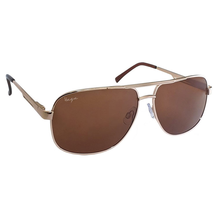 Haga Eyewear Polarized Denver Gold