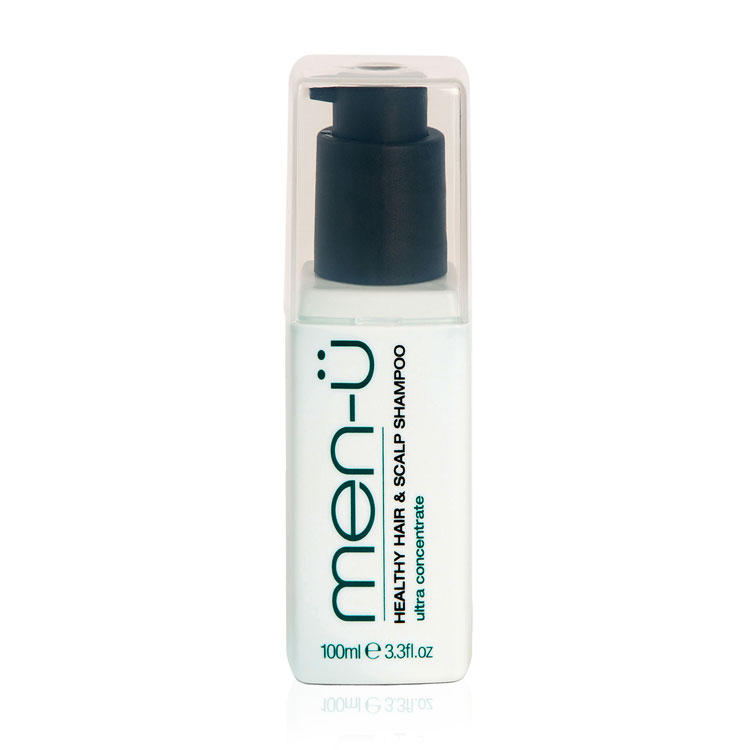 men-ü Healthy Hair & Scalp Shampoo