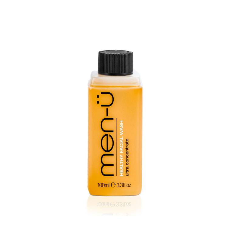 men-ü Healthy Facial Wash Refill