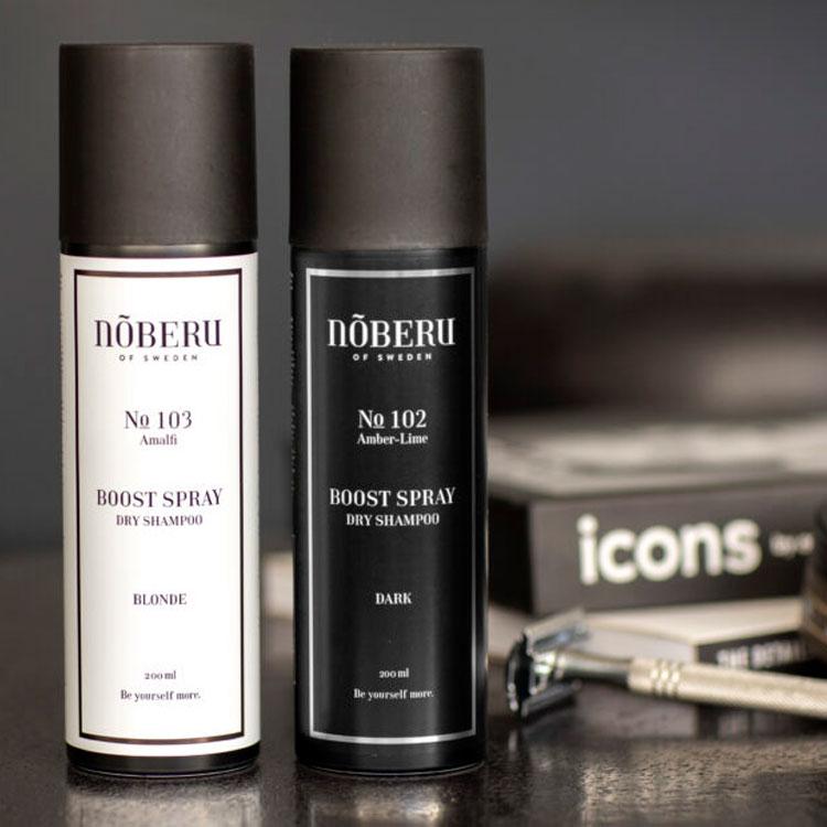 Nõberu of Sweden Boost Spray Blond
