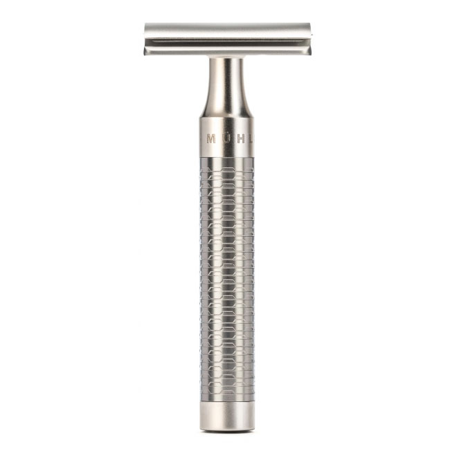 Mühle ROCCA Säkerhetshyvel R94 Silver Matt