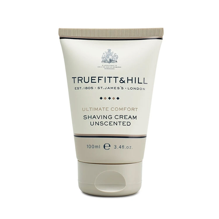 Truefitt & Hill Ultimate Comfort Shaving Cream Tube