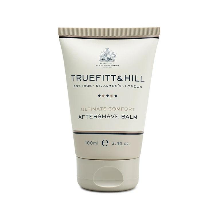 Truefitt & Hill Ultimate Comfort Aftershave Balm, En alkoholfri rakbalm som lugnar och återfuktar din hud efter rakning.