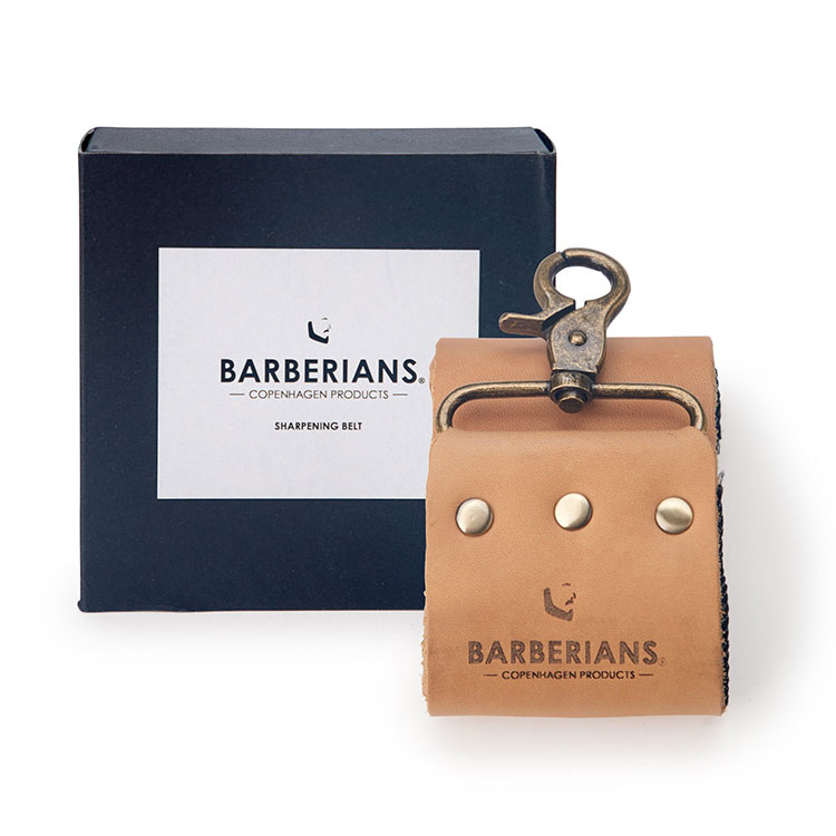 Barberians Copenhagen Strigel