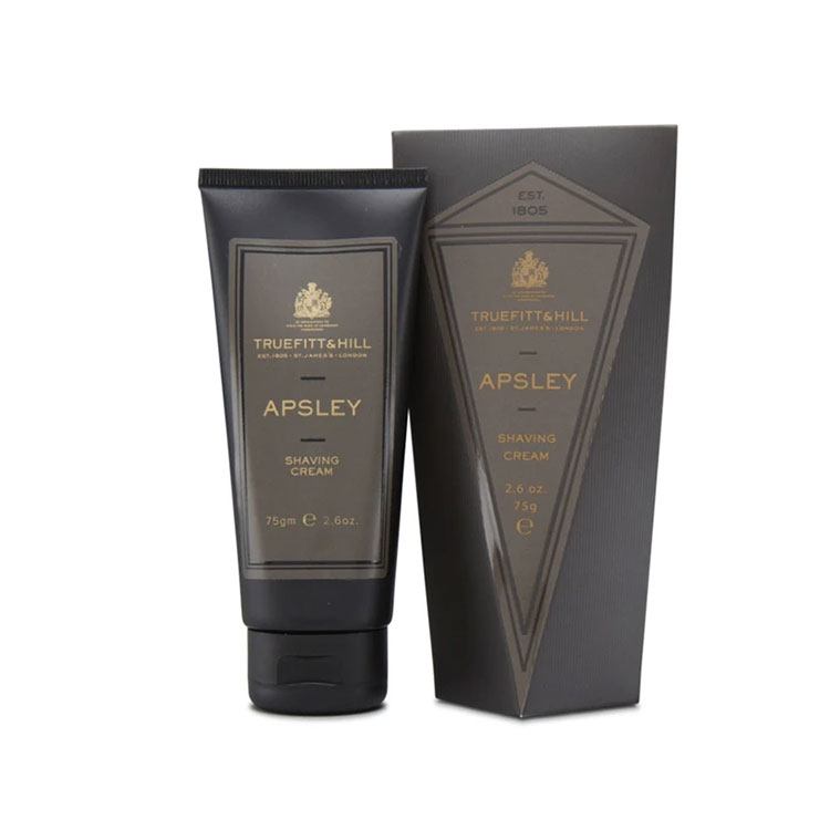 Truefitt & Hill Apsley Shaving Cream Tube