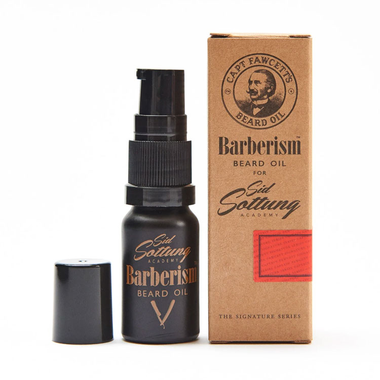 Captain Fawcett Barberism Beard Oil 10 ml