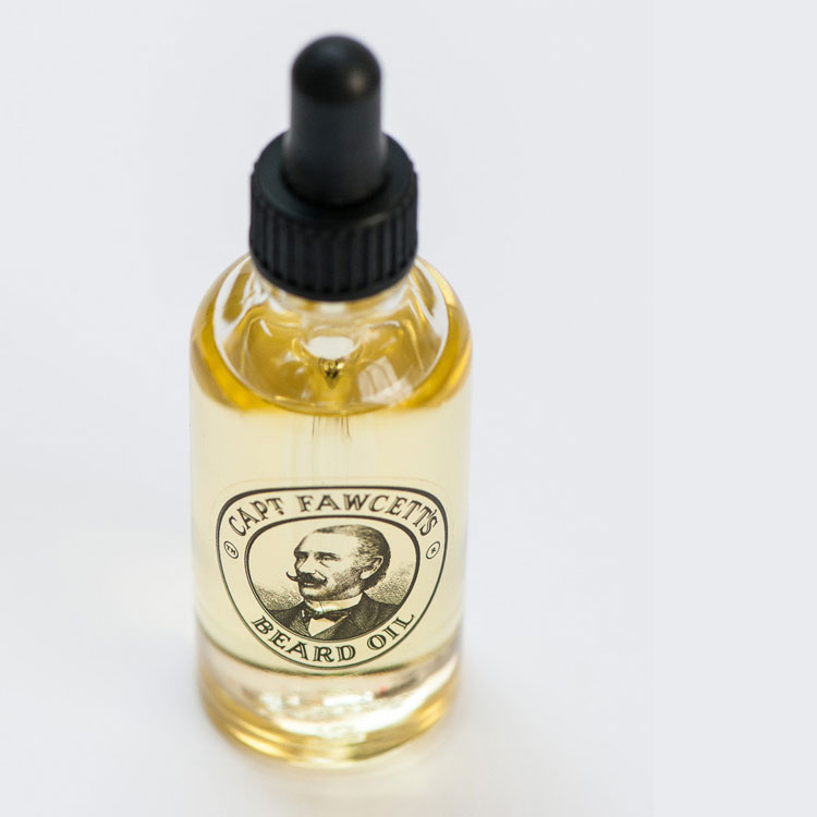 Captain Fawcett Private Stock Beard Oil 50 ml
