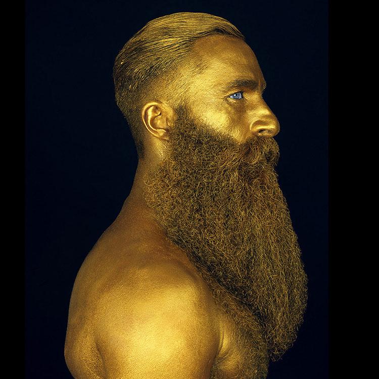 Captain Fawcett Jimmy Niggles Esq. The Million Dollar Beard Oil