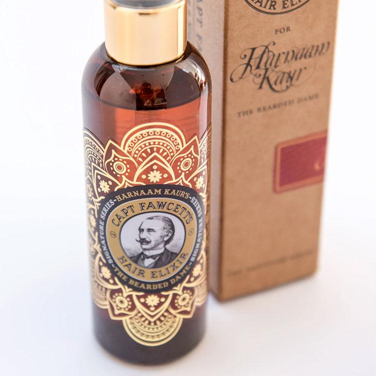 Captain Fawcett Hair Elixir