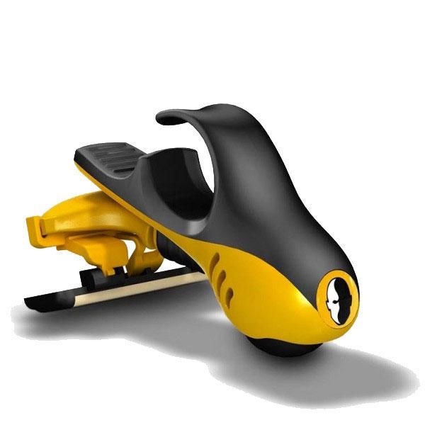 HeadBlade Razor Moto, revolutionerande rakhyvel för huvudet med svängbart rakblad som enkelt följer huvudets ojämna konturer.