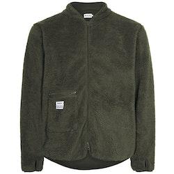 Resteröds Original Fleece Jacket Army Green