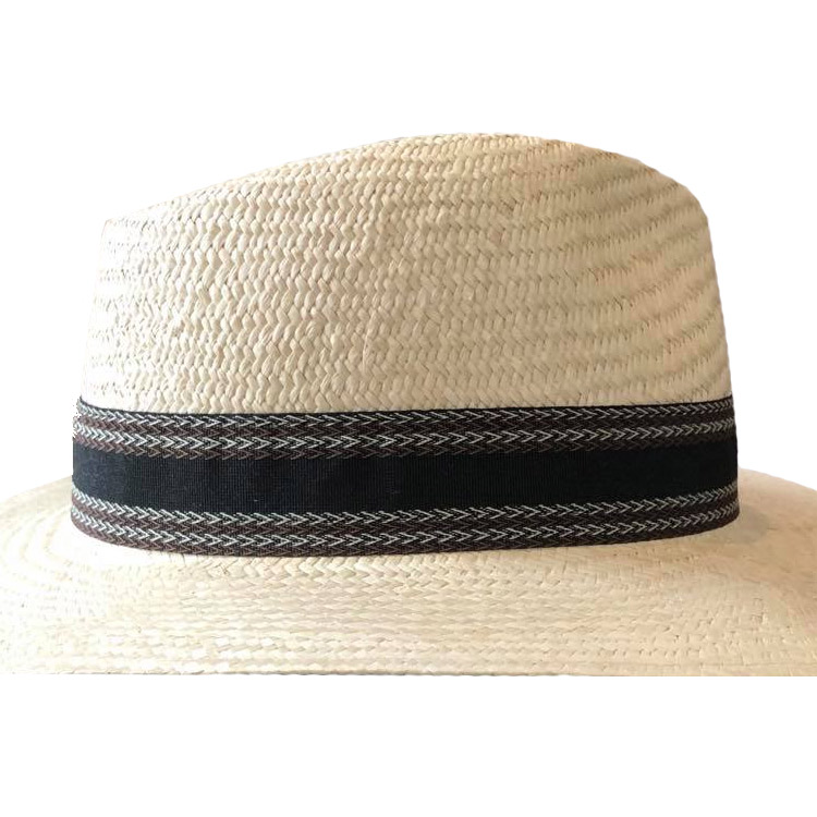 Wigens Fedora Straw Hat Woman