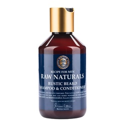 Raw Naturals Rustic Beard Shampoo & Conditioner