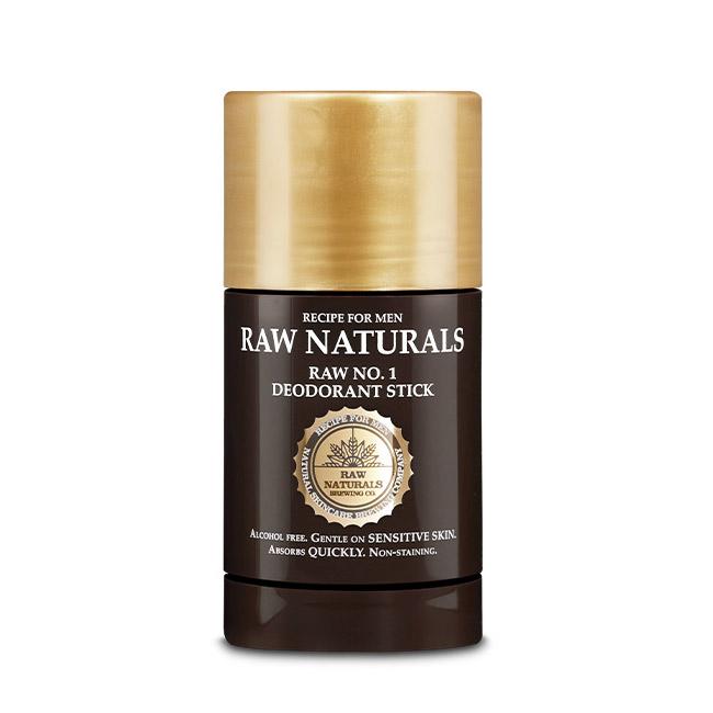 Raw Naturals No. 1 Deodorant Stick