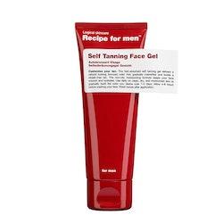 Recipe for men Self Tanning Face Gel