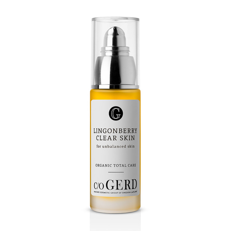 c/o Gerd Lingoberry Clear Skin
