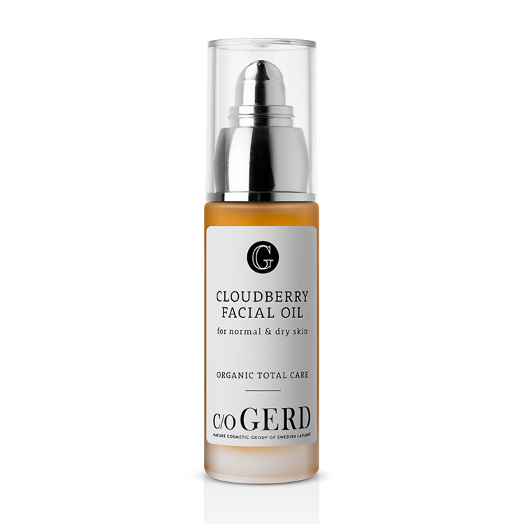c/o Gerd Cloudberry Facial Oil