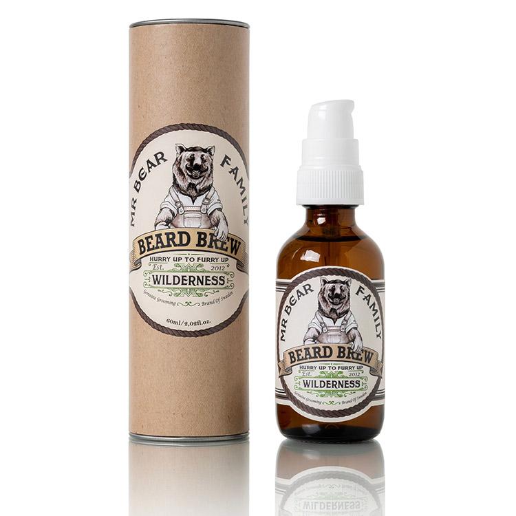 Mr Bear Family Beard Brew Wilderness 60 ml