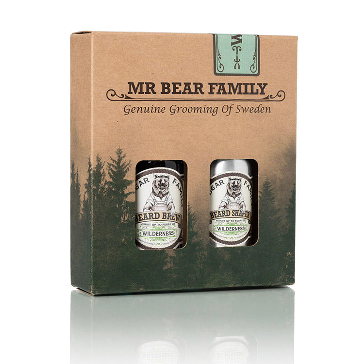 Mr Bear Family Kit - Brew & Shaper Wilderness