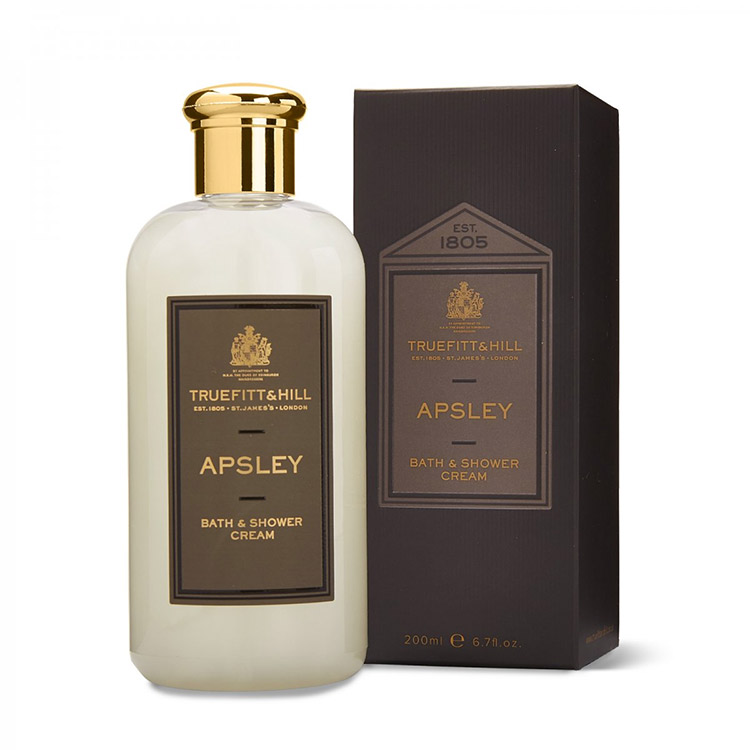 Truefitt & Hill Apsley Bath & Shower Cream
