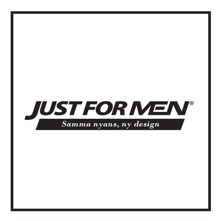 Just For Men Skäggfärg Real Black