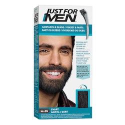 Just For Men Skäggfärg Real Black