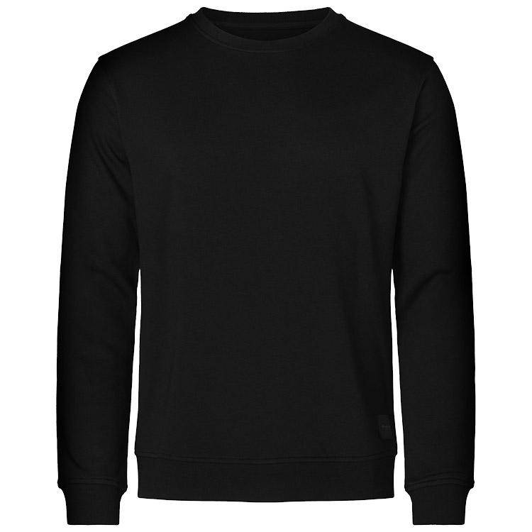 Resteröds Sweatshirt Bamboo Black