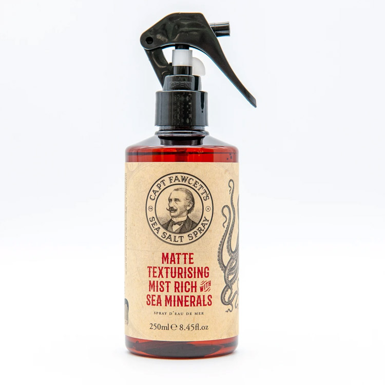 Captain Fawcett Sea Salt Spray