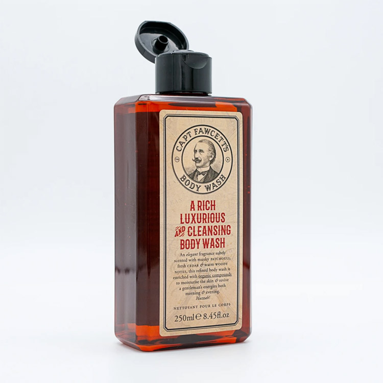 Captain Fawcett Expedition Reserve Body Wash 250 ml