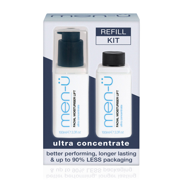 men-ü Refill Kit Moisturizer Lift