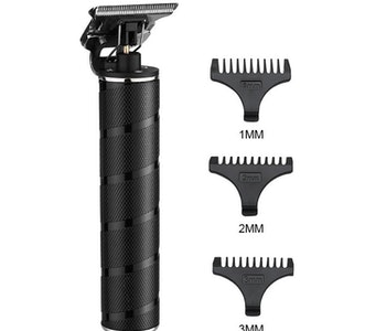 Barbarossa Brothers Electric Head & Body Shave Black