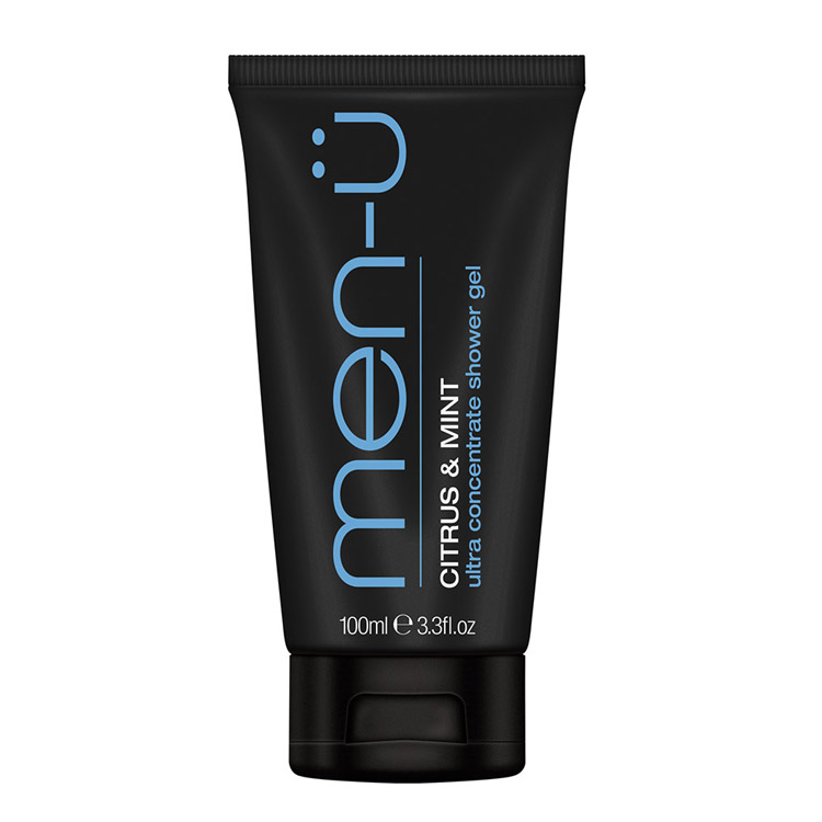 men-ü Citrus & Mint Shower Gel 100 ml