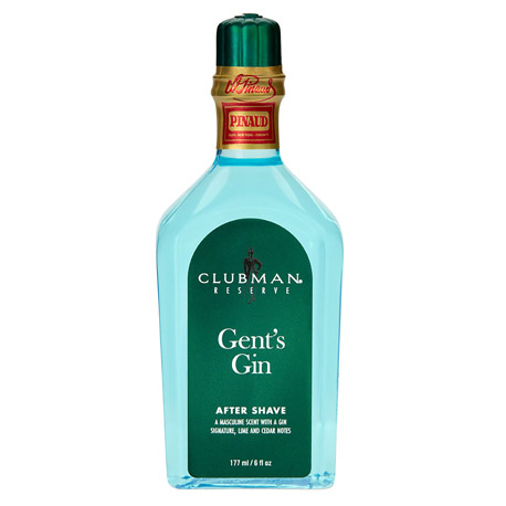 Clubman Pinaud Gent's Gin After Shave Lotion 177 ml