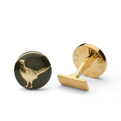 Skultuna The Hunter Gold & Green The Pheasant