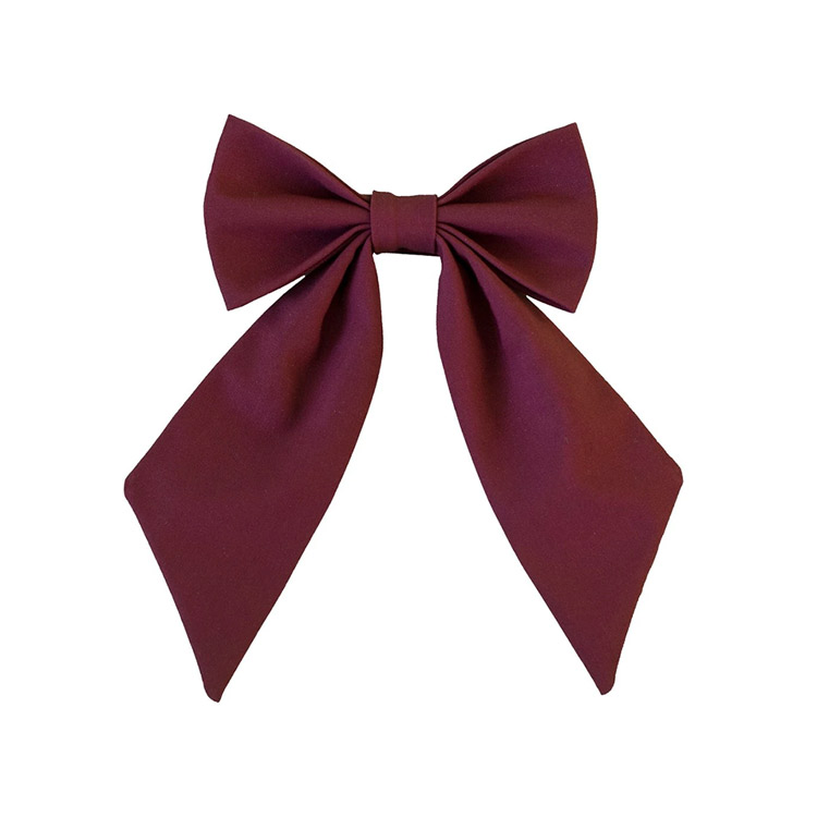 Metzerverket Lady Bow Tie Burgundy