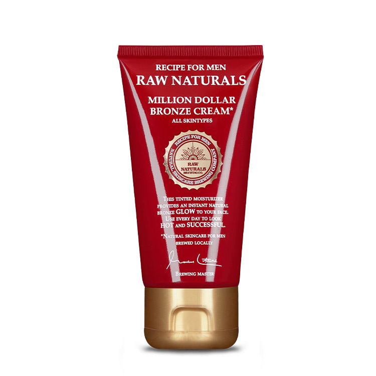 Raw Naturals Million Dollar Bronze Cream
