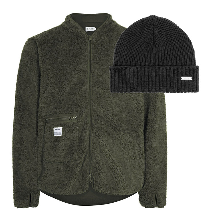 GUAPO Outdoor Kit Army Green