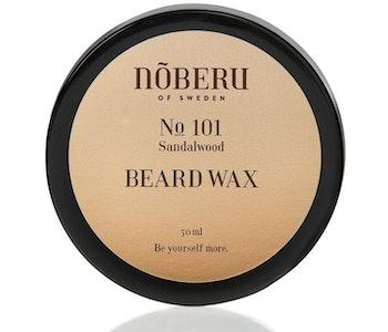 Nõberu of Sweden Beard Wax Sandalwood