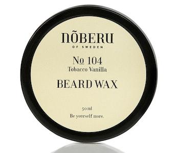 Nõberu of Sweden Beard Wax Tobacco Vanilla