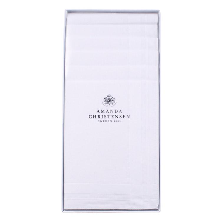 Amanda Christensen Handkerchief 6-pack