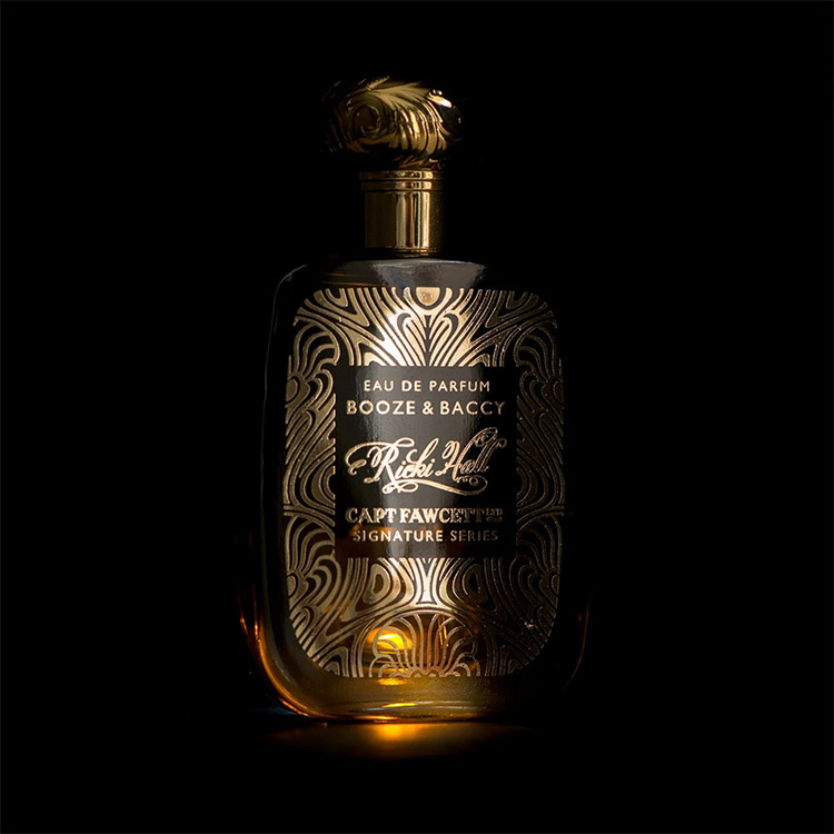 Captain Fawcett Booze and Baccy Eau De Parfum by Ricki Hall