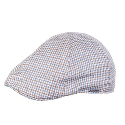 Wigens Pub Cap Silk Light Brown