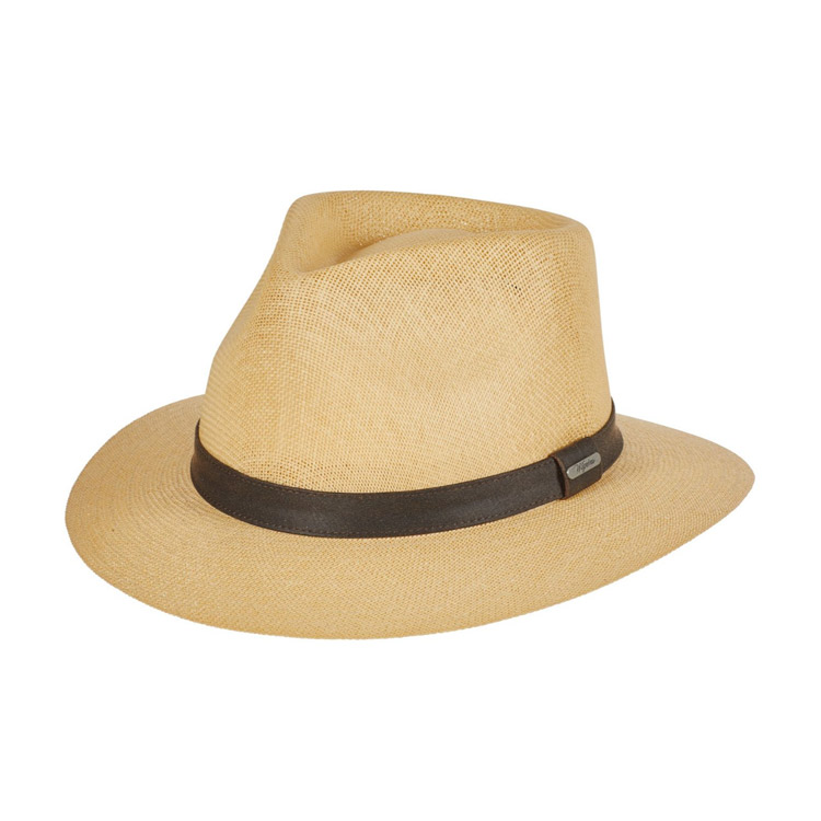 Wigens Fedora Country Hat Natural